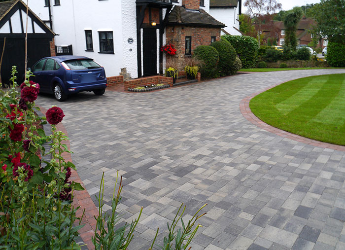orpington paving pictures